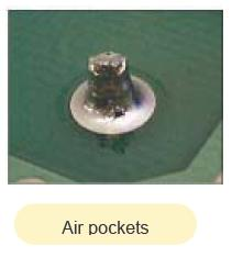 Air pockets