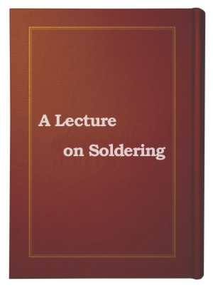 A Lecture on Solderig
